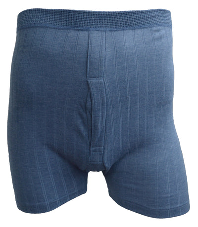 Thermal Underwear Trunks blue