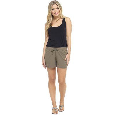 Summer Beach Shorts - Khaki
