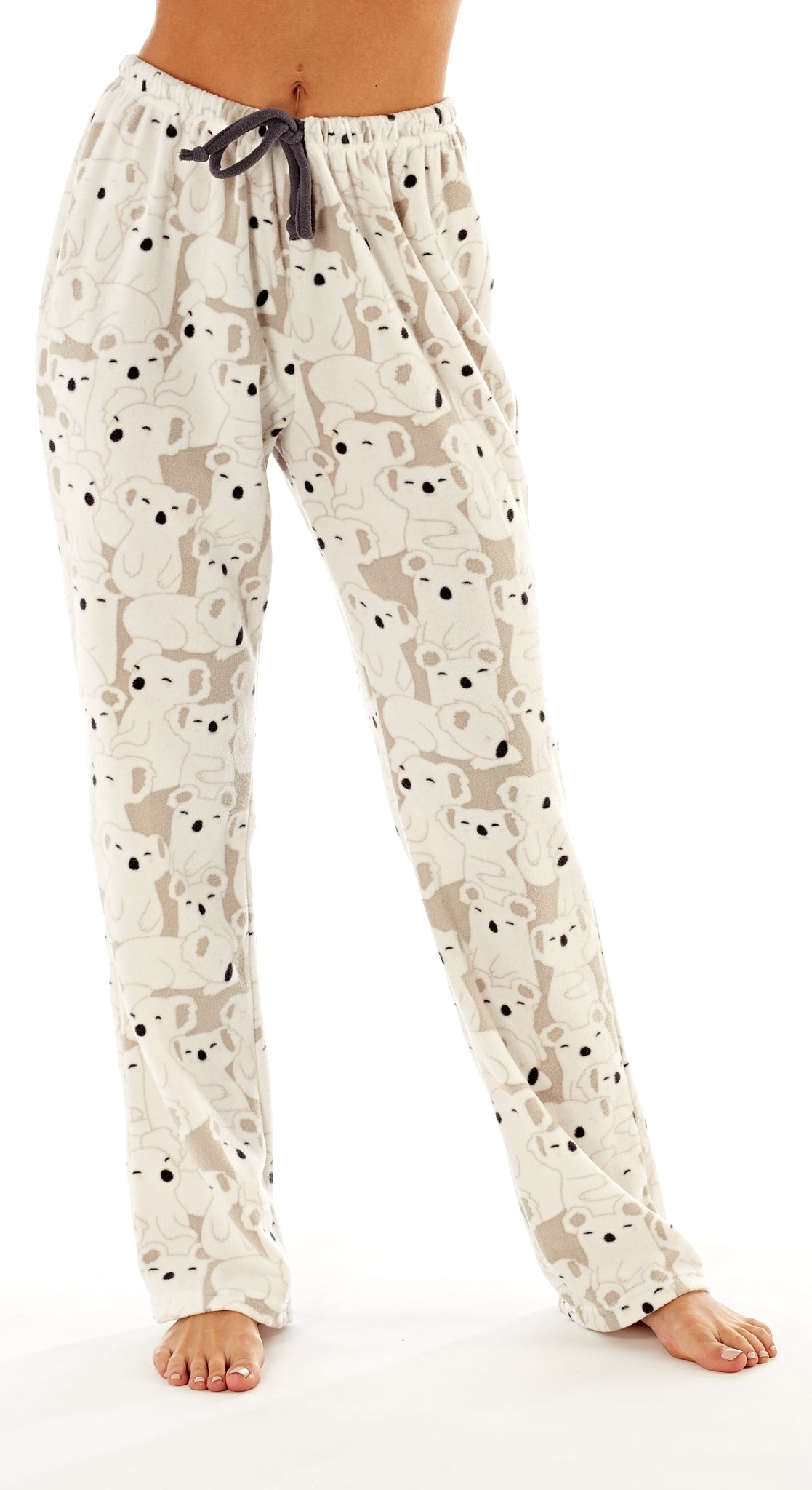 Octave Ladies Loungewear Pants Pyjama Bottoms - Koala