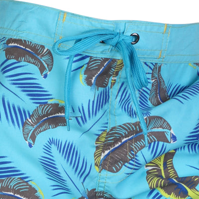 Safari Beach Board Swim Shorts Lace up