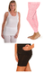 5 Pack *FACTORY SECONDS* Womens Thermal Underwear Assorted Surprise!