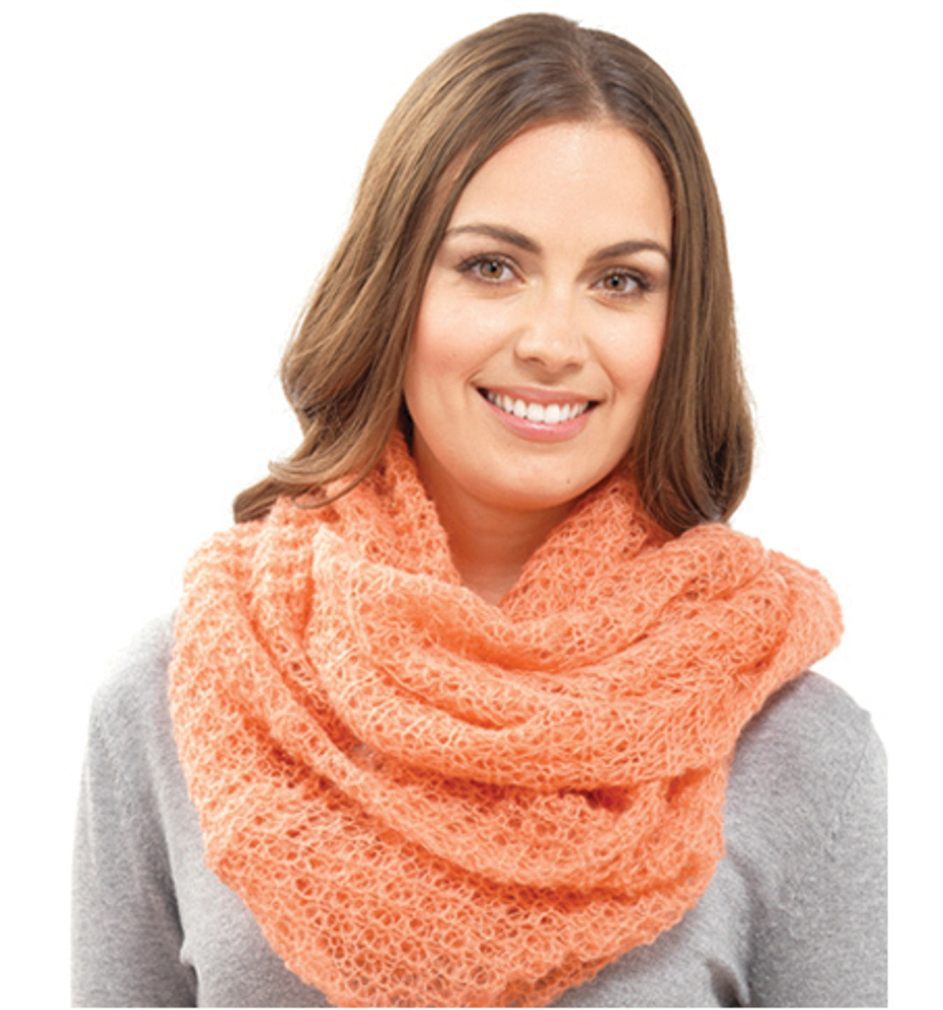 OCTAVE Ladies Triple Twisted Snood