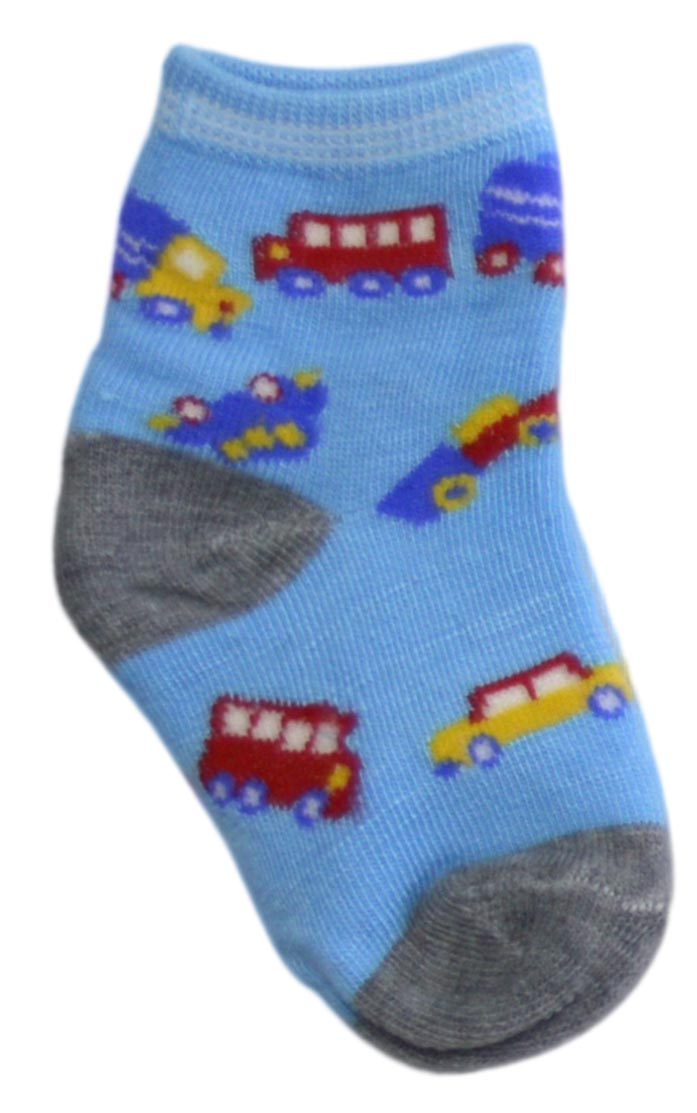 Boys Kids Children Toddlers Ankle Socks