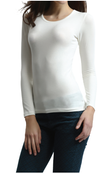 Palm Ladies/Womens Warmth Generation Soft Lightweight Thermal Long Sleeve Top