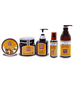 hair and body care products with shea butter -2022