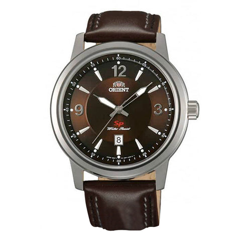 Men watch (Orient) - black-3748