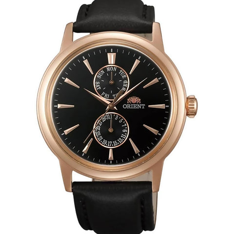 Men watch (Orient) - black-3757