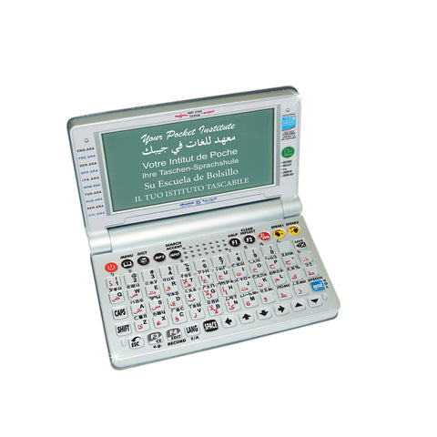The new extraordinary multi lingual and multi dictionary -5171