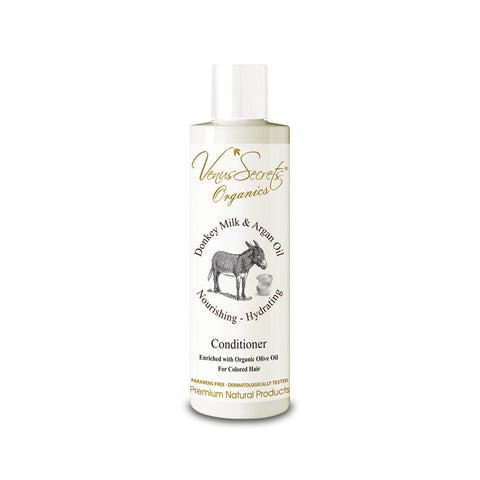 """CONDITIONER DONKEY MILK & ARGAN OIL 100ML "" -5044"