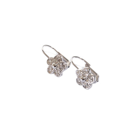 Earrings color silver  -749