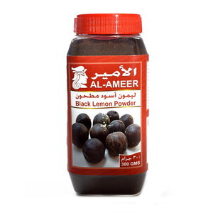 Black Lemon Powder (Al-Ameer) 300 gm -2442