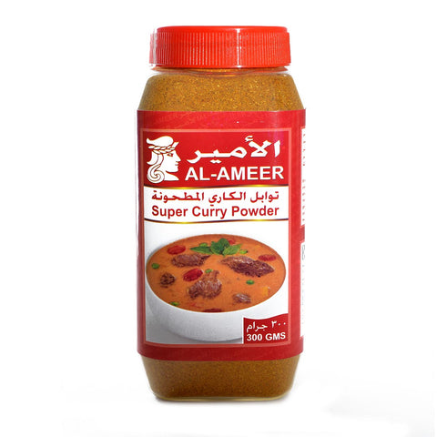 Super Curry powder (Al-ameer) 300 gm -2443