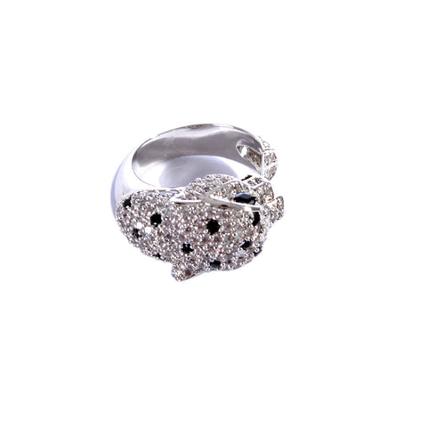 Ring color Silver -1297
