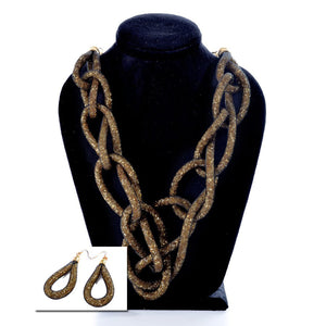 Set of Earring & Necklaces -106