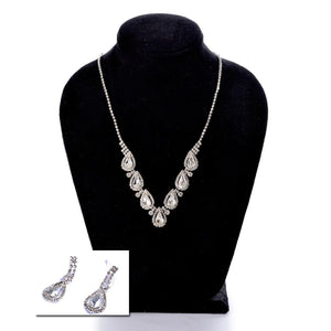 Set of Earring & Necklaces -825