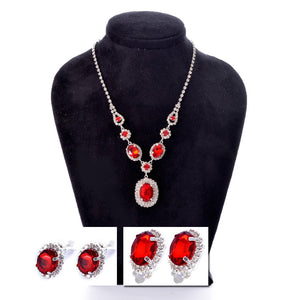 Set of Earring & Necklaces -830