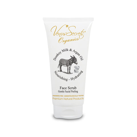 """FACE SCUB DONKEY MILK & ARGAN100ML "" -5031"