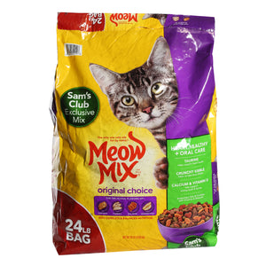 cats food (Meow Mix) -3705