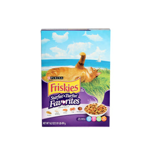 Friskies Surfin & Turfin Favorites -3719