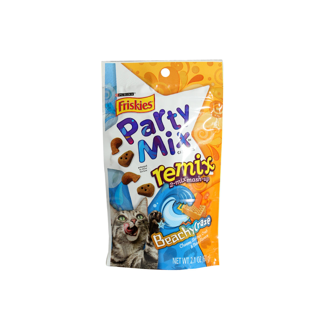 Purina Friskies Party Mix Remix  -3721