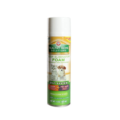 ARM & HAMMER™ Healthy Home Solutions Fresh Clean Scent Odor Eliminator Foam -3734