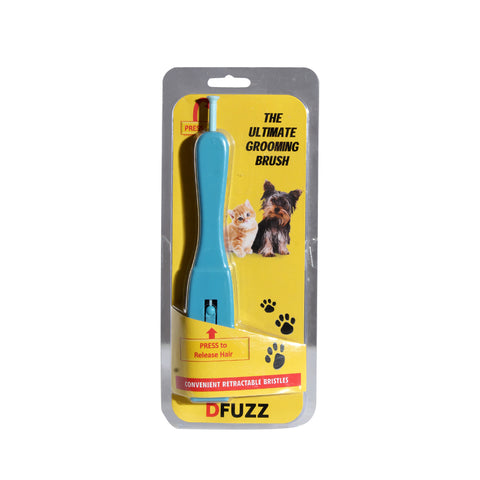 Dog Grooming Cat Fluff Fuzz Removal Pet Hair Remover  -3741