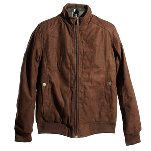 Men jacket/ colour brown -4030