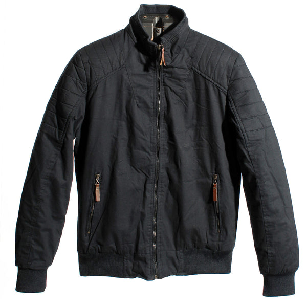 Men jacket/ colour navy -4032