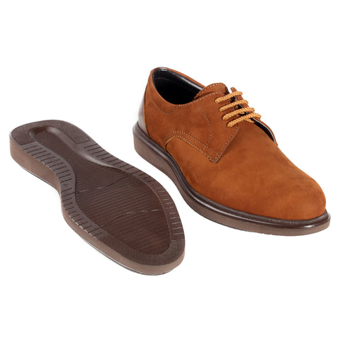 Formal  shoes /  100% genuine leather -Honey -6326
