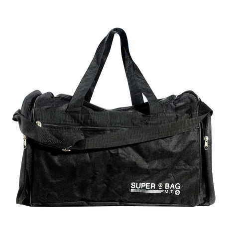 Sport gym bag/ black -6229