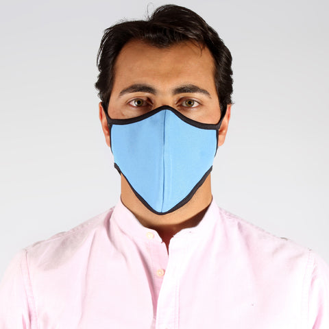 (K 95) Face Mask/ blue -6288