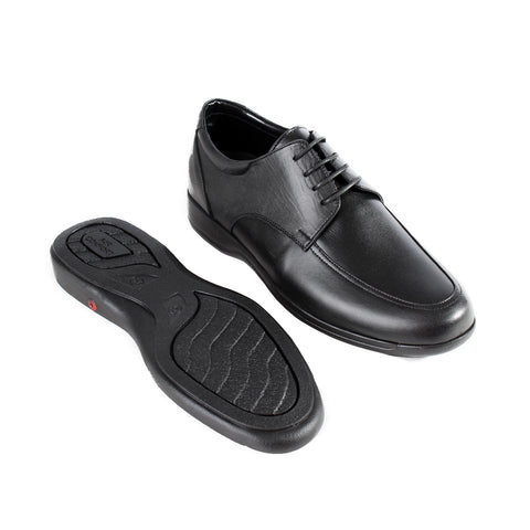 Formal  shoes /  100% genuine leather -Black -6350