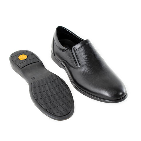 Formal  shoes /  100% genuine leather -Black -6367