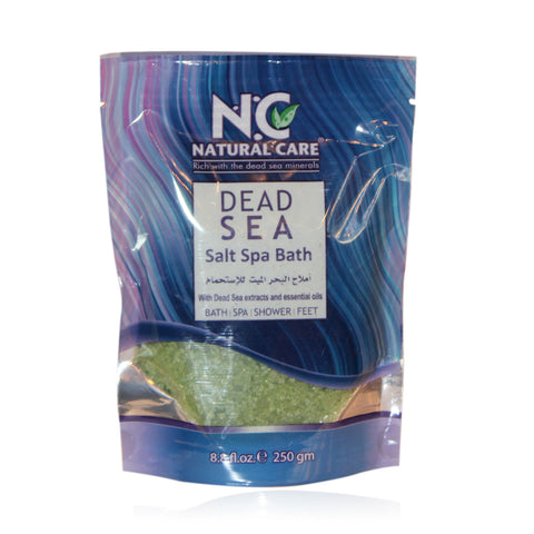 DEAD SEA Mineral Salt Spa Bath 250gr -6656
