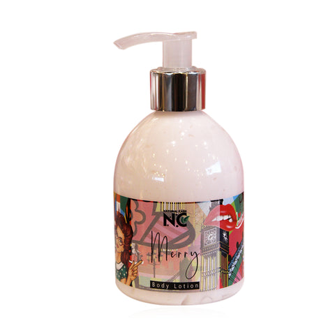 Body Lotion Merry  250 ml / Strawberries -6638