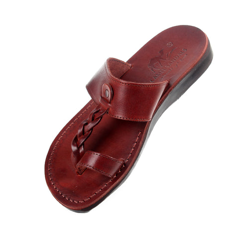 100 % genuine leather/ handmade -5634