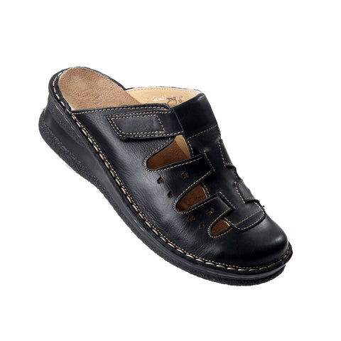 Medical slipper / genuine leather -5676