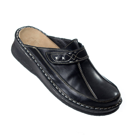 Medical slipper / genuine leather -5678