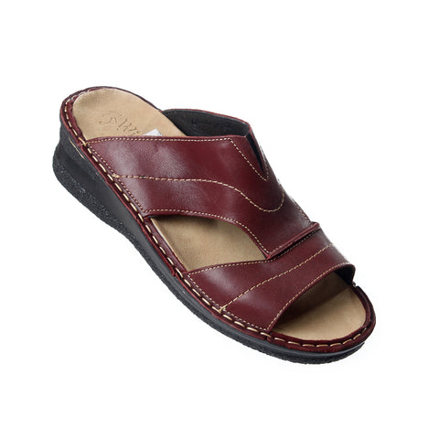 Medical slipper / genuine leather -5680