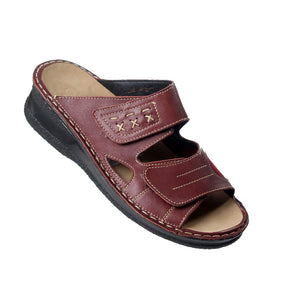 Medical slipper / genuine leather -5683