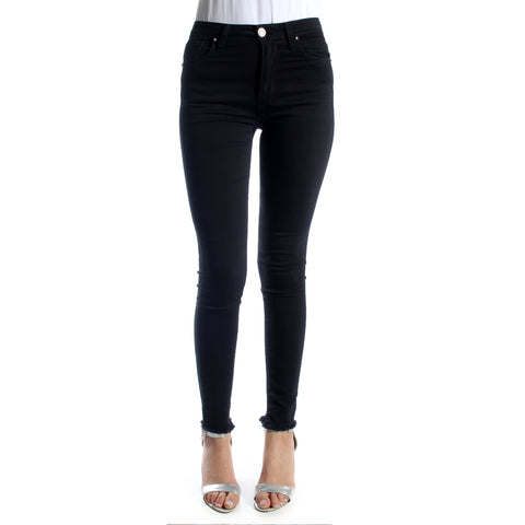 Skinny Jeans/ black/ cotton/ made in Turkey