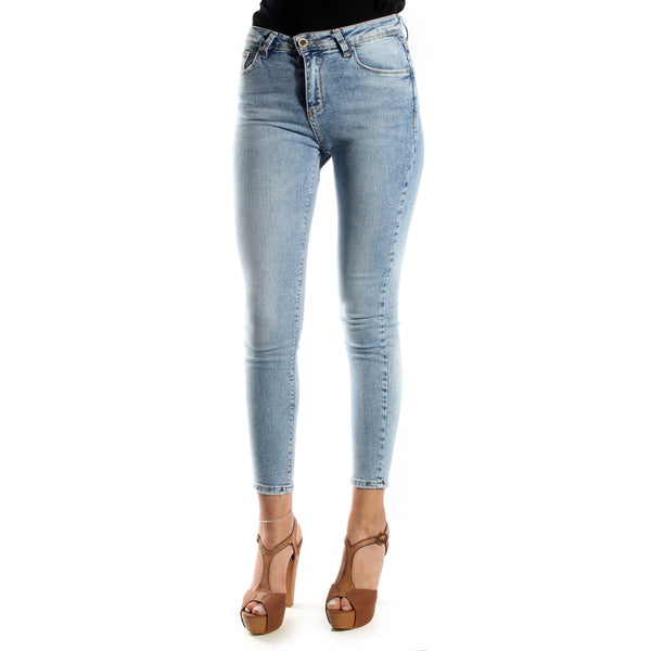 Skinny Jeans/ blue/ cotton/ made in Turkey -3462