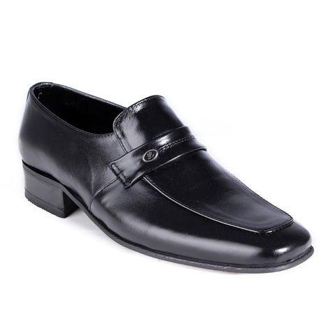 Men  shoes / 100 % genuine leather/ black -6994