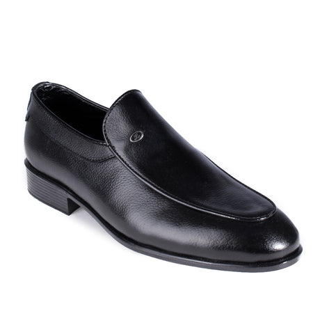Men  shoes / 100 % genuine leather/ black -6995