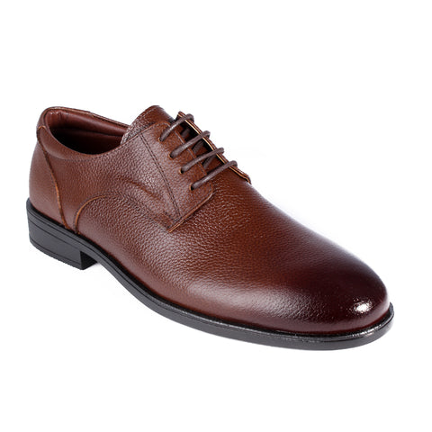 Men  shoes / 100 % genuine leather/ brown -6999