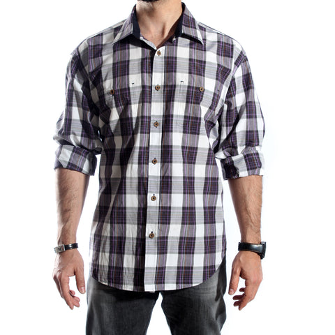 Men Shirt / 100 cotton -5696