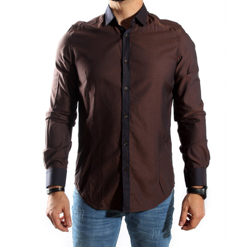 Men Shirt / 100 cotton -5753