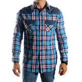 Men Shirt / 100 cotton -5688