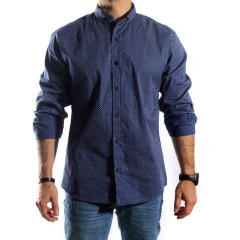 Men Shirt / 100 cotton -5709