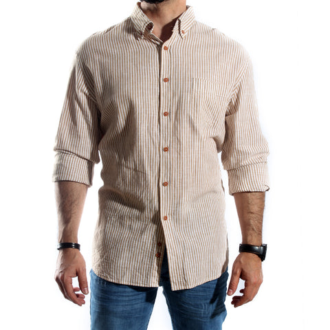Men Shirt / 100 cotton -5698